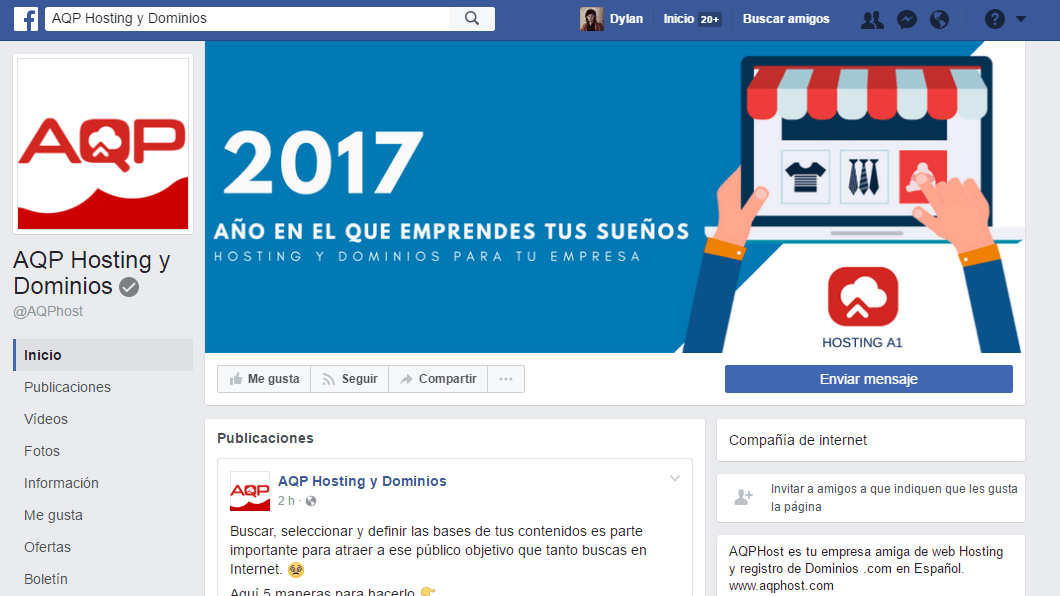 portada cliente facebook