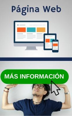 planes pagina web