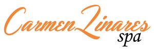 Carmen Linares naranja SPA NEGRO