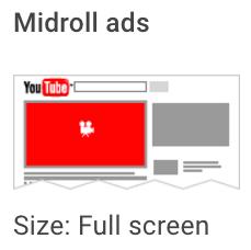 midroll ads