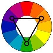 paleta triadica