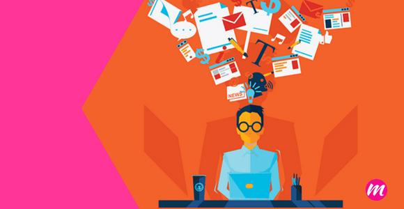 crear contenido con un Blog