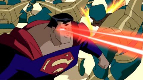 vision de rayos x superman